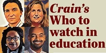 Crain's selected the Council's Dr. Thea Wilson as a 2017 Educator to Watch