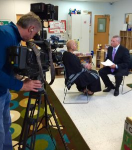 Dr. Jacklyn Chisholm talks to WKYC's Russ Mitchell.