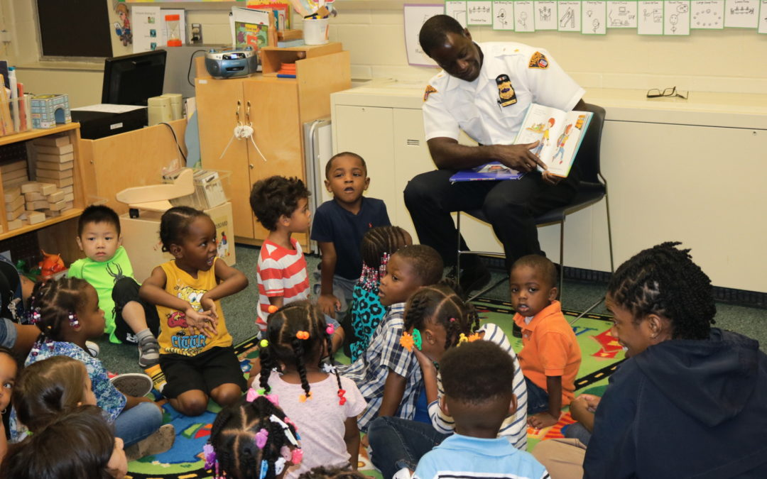CEOGC to Present Reading Program at National Head Start Conference
