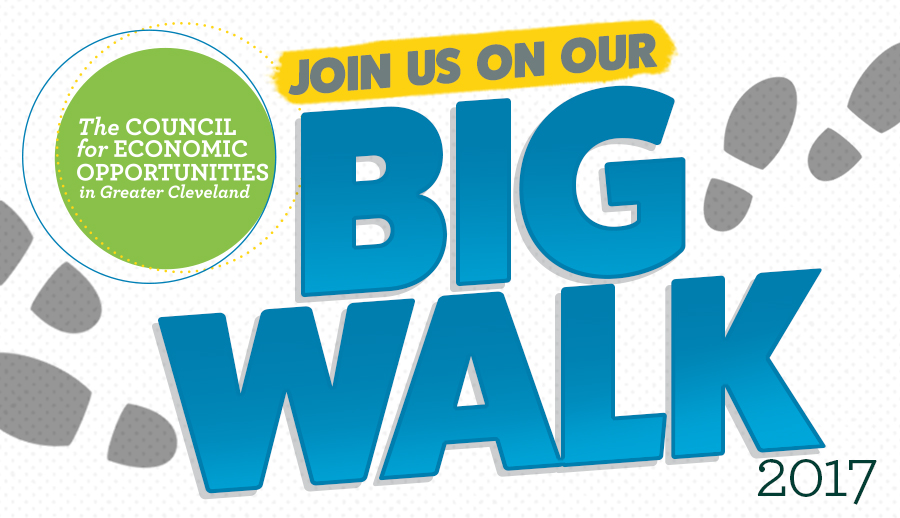 Join us on the upcoming Big Walks!