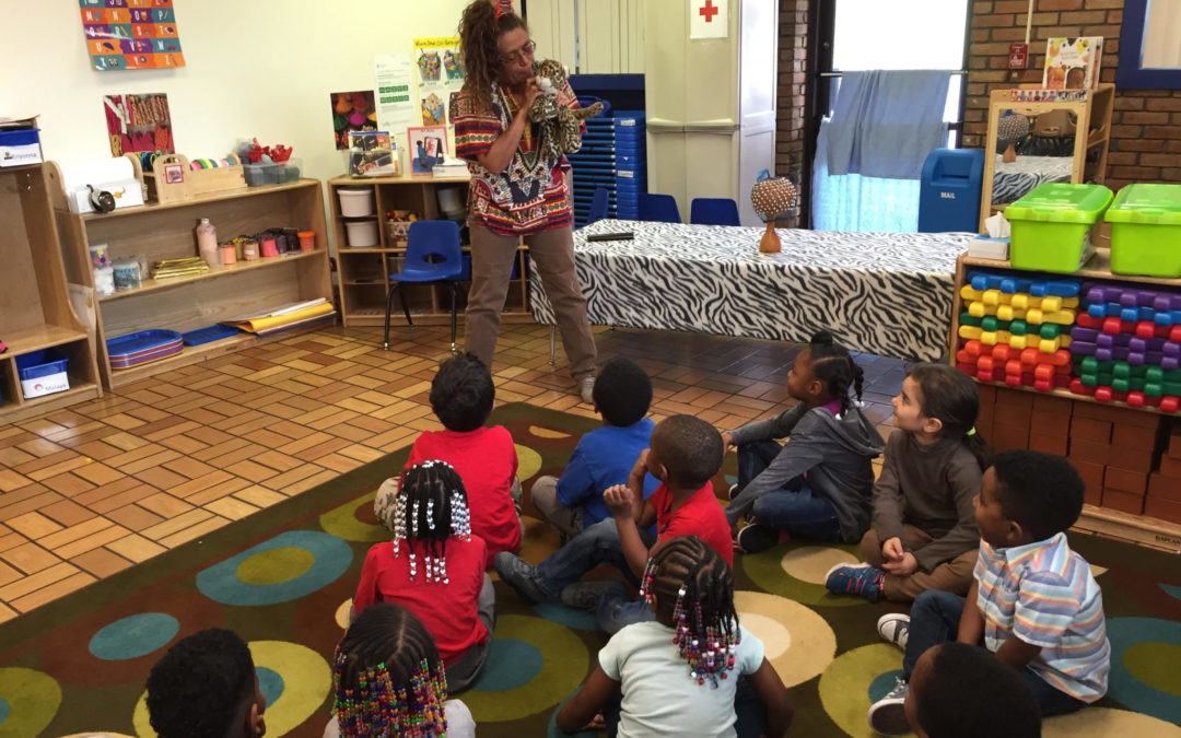 Playhouse Square brings interactive story to Head Start students