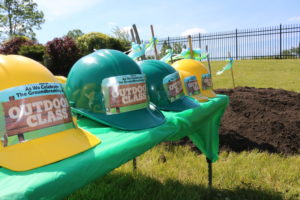Construction will begin soon on a certified outdoor classroom