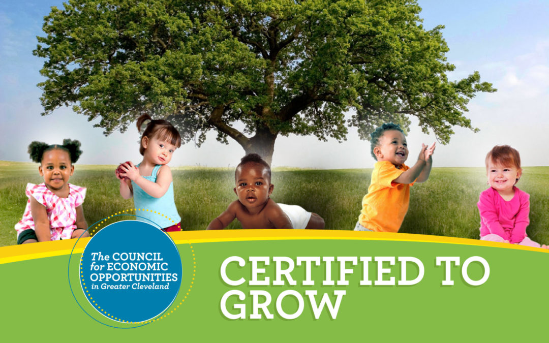 CERTIFIED TO GROW