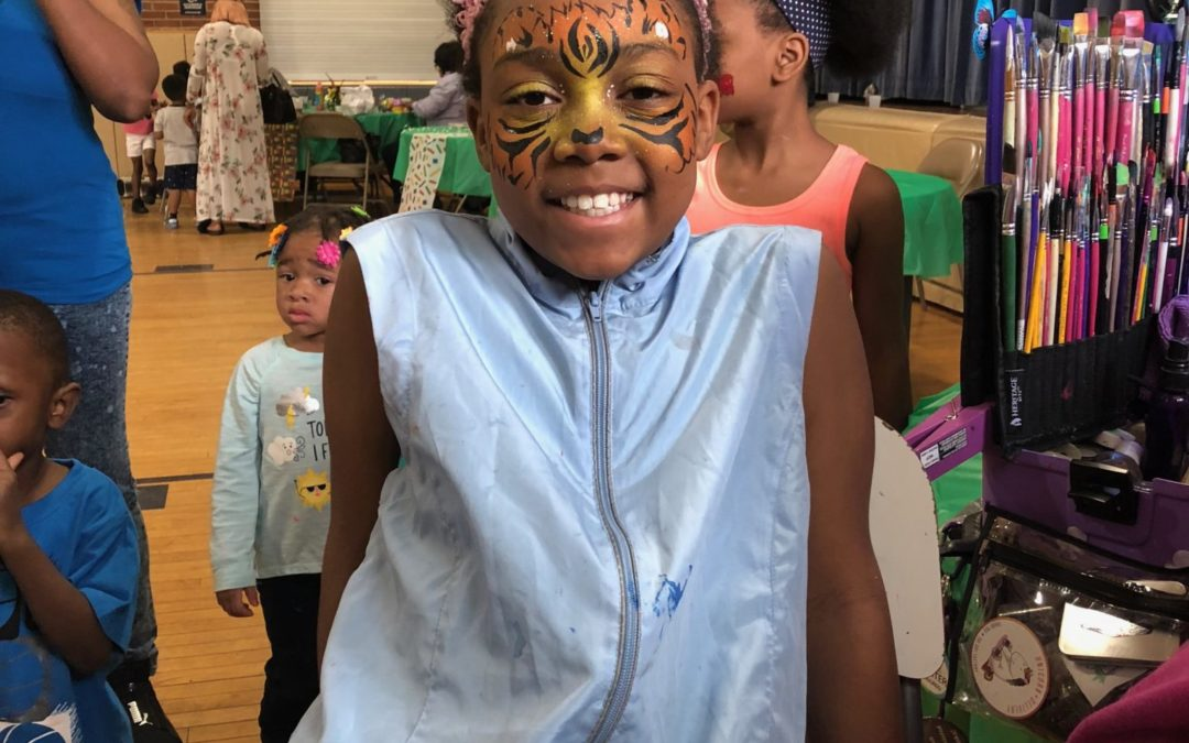 Family Fun Day at Outhwaite HS Center brings smiles to students and families
