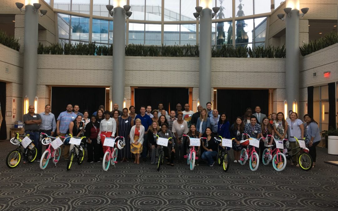 Progressive Donates Bikes to CEOGC for Community Service Program