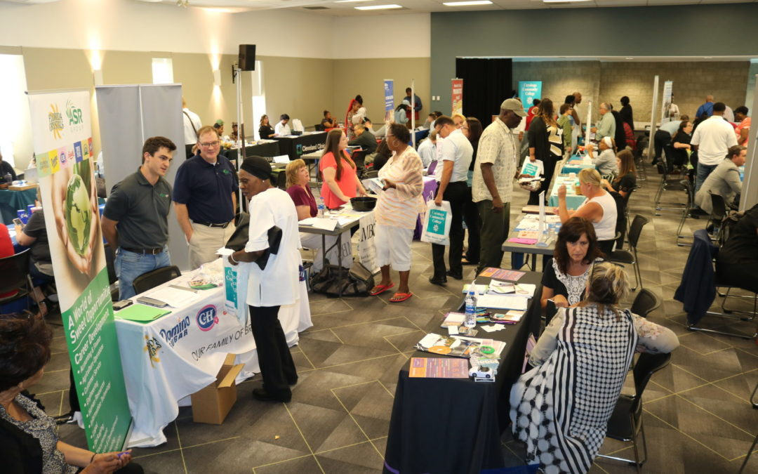 CEOGC Job & Resource Fair Earns High Praise From Community