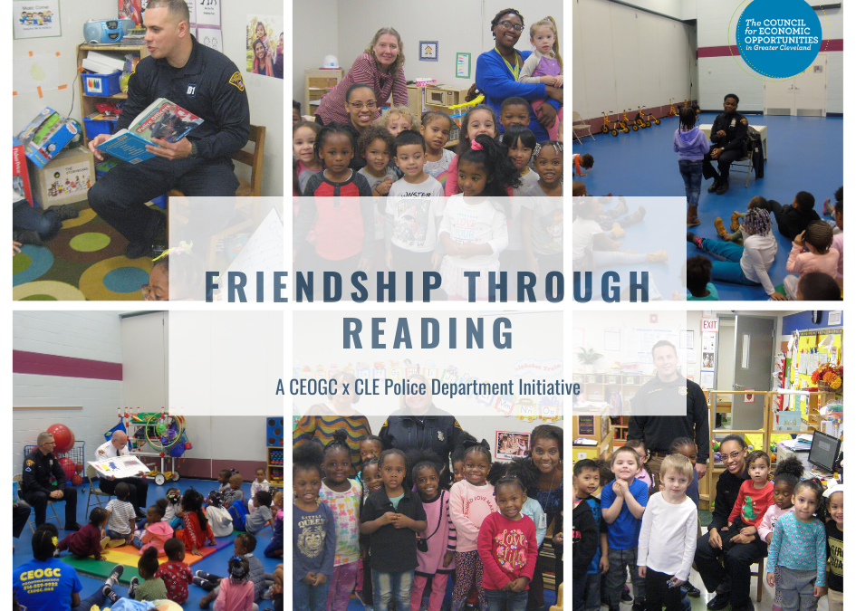 Three Years Later, Friendship Through Reading Program Still Going Strong